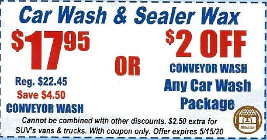 Mission hand car wash of san gabriel printable coupons your choice 2 off any wash package or 1595 wash sealer wax solutioingenieria Choice Image